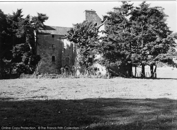 Photo of Banchory, Tilquhillie Castle 1950