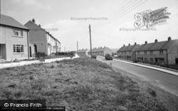 Bancyfelin, Council Houses 1957