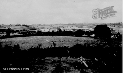 From The Hills c.1955, Bancyfelin