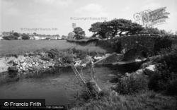 Bancyfelin, The Bridge 1957