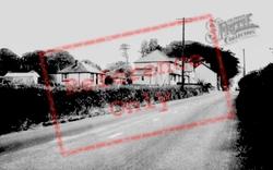 The Village c.1955, Bancyfelin