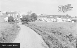 Bancyfelin, Village 1957