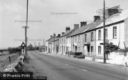 Bancyfelin, Village 1957