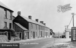 Village 1957, Bancyfelin