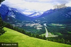 1987, Banff