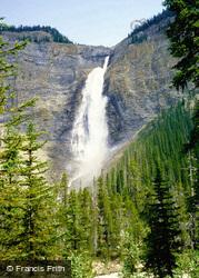 Takakkaw Falls 1987, Banff