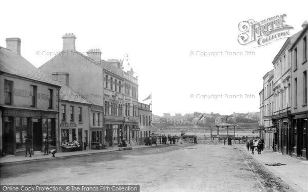 Photo of Bangor, Ballymagee Street 1897
