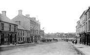 Bangor, Ballymagee Street 1897