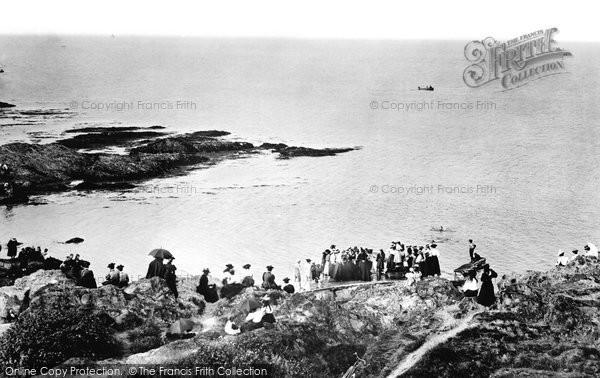 Photo of Bangor, Bathing Place 1897
