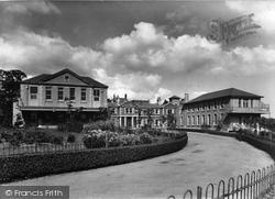 Bangor, Caernavonshire And Anglesey Infirmary 1940