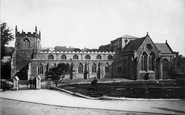 Bangor, Cathedral 1890
