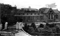 Bangor, Cathedral 1911