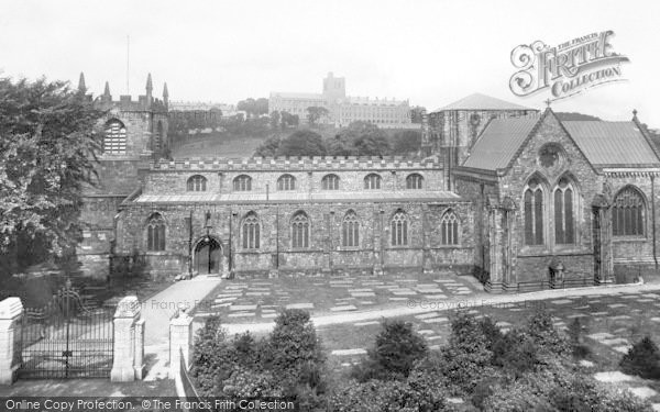 Photo of Bangor, Cathedral 1911