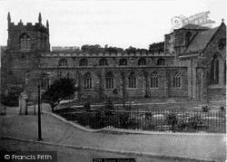 Bangor, Cathedral c.1870