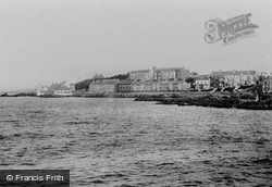Clifton From The Pier 1897, Bangor