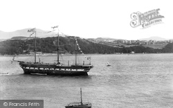 Bangor, Clio Training Ship 1894