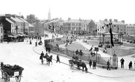Bangor, Esplanade 1897