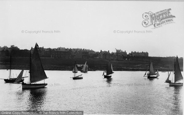 Photo of Bangor, From The Pier 1897