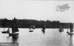 Bangor, From The Pier 1897
