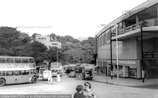 Bangor, Garth Road c1965