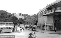 Bangor, Garth Road c.1965
