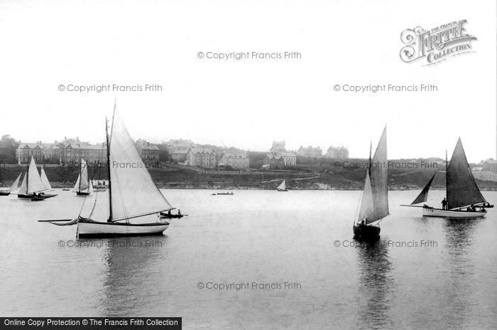 Photo of Bangor, General View 1897