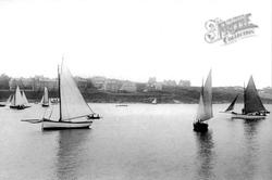 Bangor, General View 1897