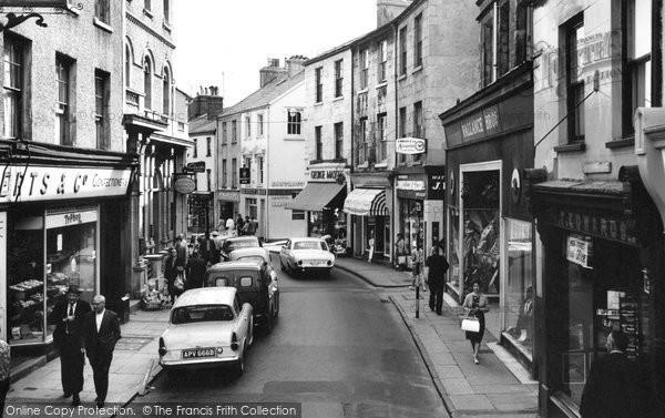 Photo of Bangor, High Street 1965