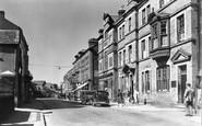 Bangor, High Street c.1955