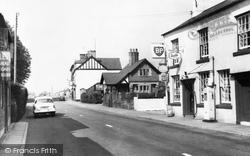 Bangor-Is-Y-Coed, Village c.1955