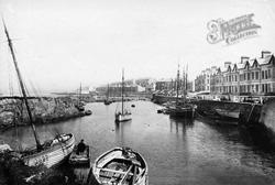 Bangor, 'longhole' 1897