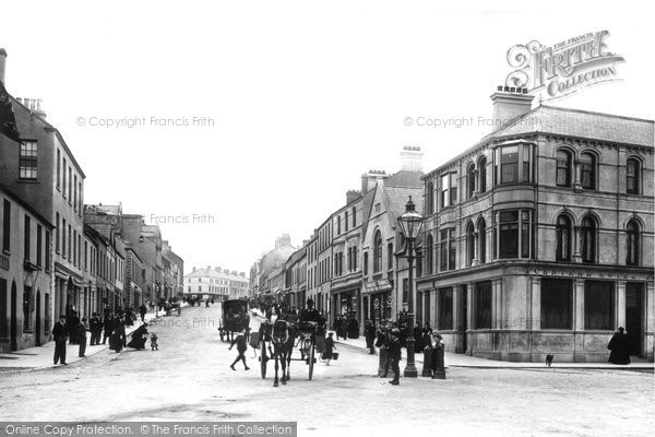 Photo of Bangor, Main Street 1897