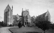 Bangor, Normal College 1890