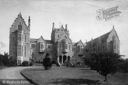 Bangor, Normal College 1890