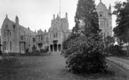 Bangor, Normal College 1930