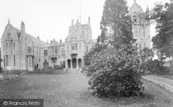 Bangor, Normal College 1930