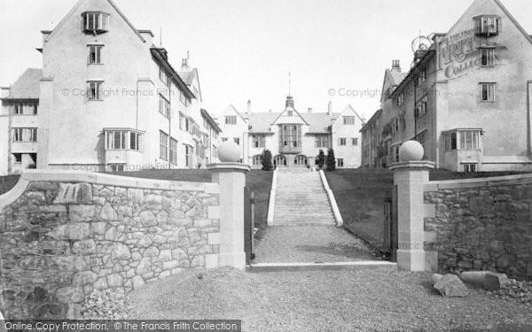 Photo of Bangor, Normal College Hostel, Men's Block 1911