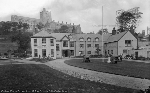 Photo of Bangor, North Wales University College And Town Hall 1930