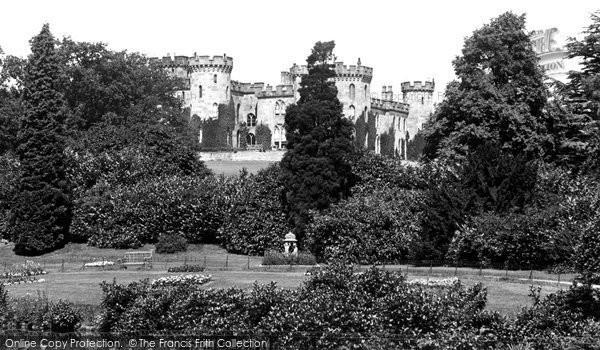 Photo of Bangor, Penrhyn Castle 1898