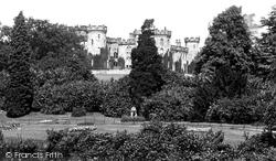 Bangor, Penrhyn Castle 1898