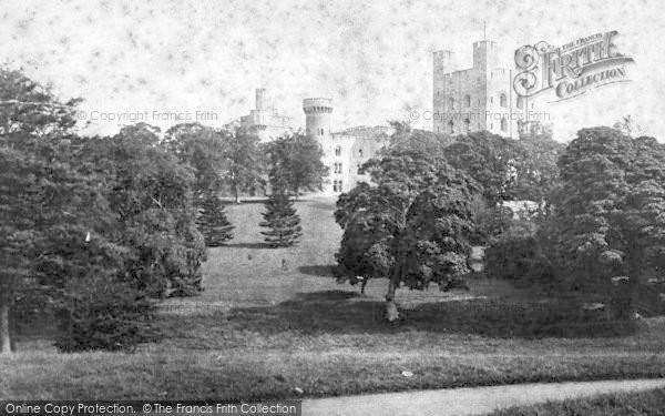 Photo of Bangor, Penrhyn Castle c.1876