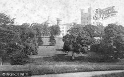 Bangor, Penrhyn Castle c.1876