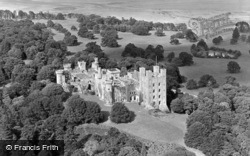 Penrhyn Castle c.1960, Bangor