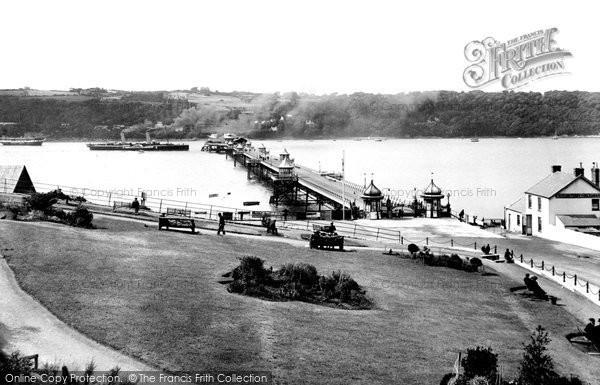 Photo of Bangor, Pier 1911