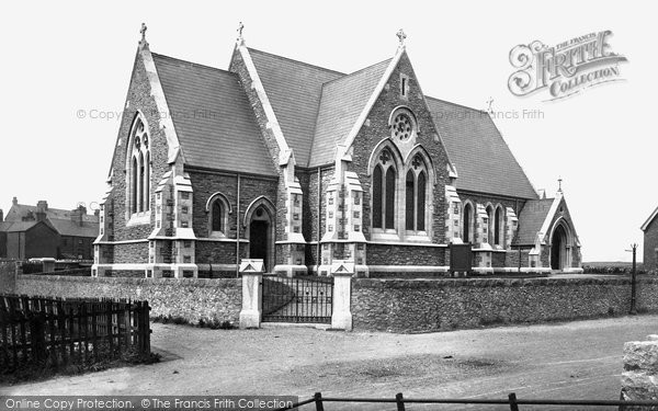 Photo of Bangor, Presby Church 1890
