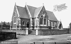 Bangor, Presby Church 1890