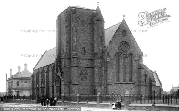 Photo of Bangor, Protestant Church 1897