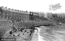 Bangor, Sands 1897