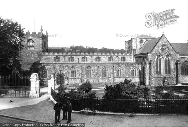 Photo of Bangor, St Deniol's Cathedral 1906