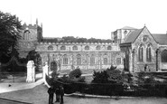 Bangor, St Deniol's Cathedral 1906
